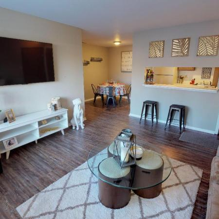 Spacious Living Area | Pet Friendly Apartments in Grand Rapids MI| Central Park Place