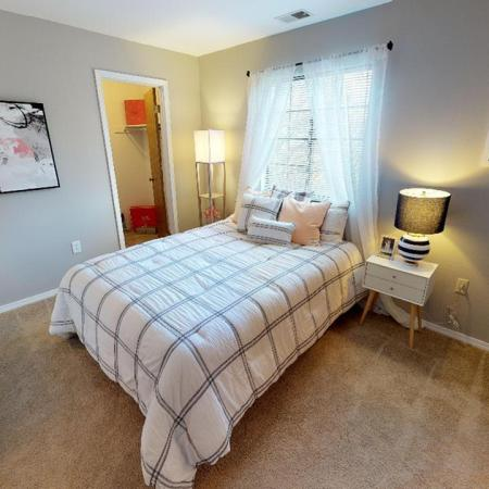 Luxurious Master Bedroom | Apartments in Grand Rapids | Central Park Place
