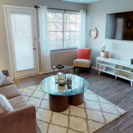Luxurious Living Room | Grand Rapids Apartments | Central Park Place