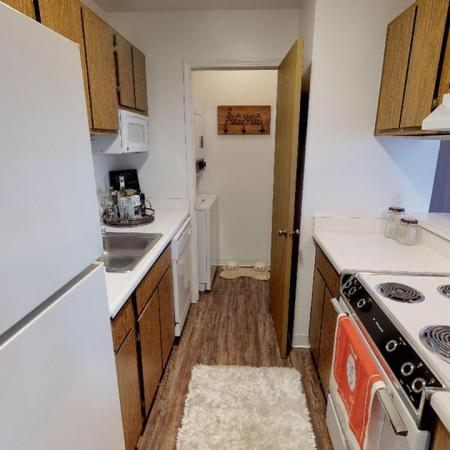 State-of-the-Art Kitchen | Pet Friendly Apartments in Grand Rapids MI| Central Park Place