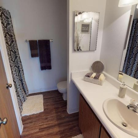 Luxurious Master Bathroom | Apartments in Grand Rapids | Central Park Place