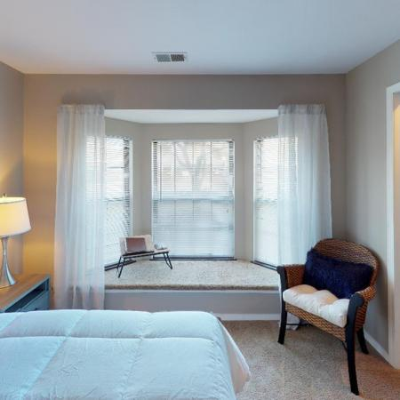 Luxurious Bedroom | Apartments in Grand Rapids | Central Park Place