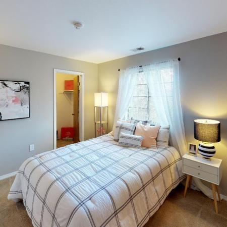 Spacious Bedroom | Pet Friendly Apartments in Grand Rapids MI| Central Park Place