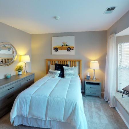 Elegant Bedroom | Grand Rapids Rentals | Central Park Place