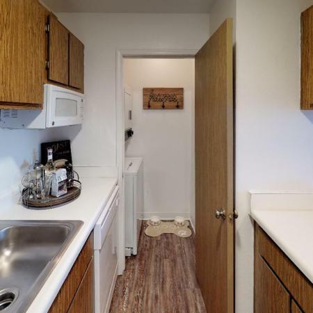 Modern Kitchen | Grand Rapids Rentals | Central Park Place