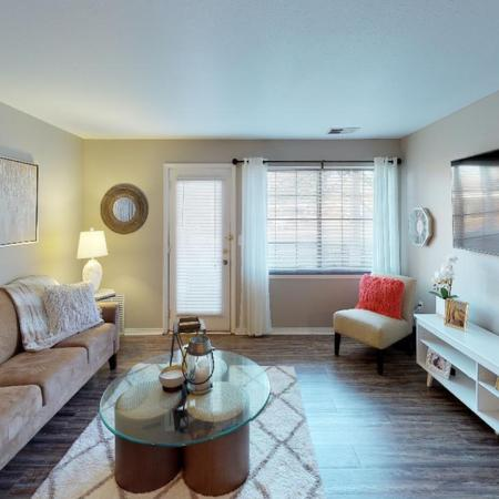 Elegant Living Area | Grand Rapids Rentals | Central Park Place
