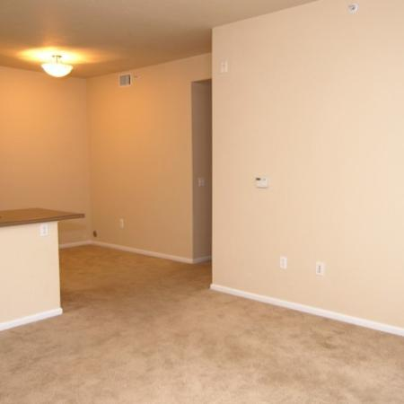 Spacious Living Room | Apartments For Rent In Thornton Co | Reserve at Thornton III
