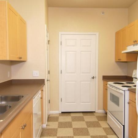 Spacious Kitchen | One Bedroom Apartments Thornton Co | Reserve at Thornton III