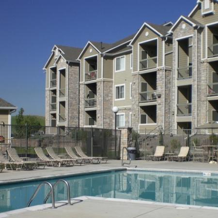 Resort Style Pool | Apartments For Rent In Thornton Co | Reserve at Thornton III
