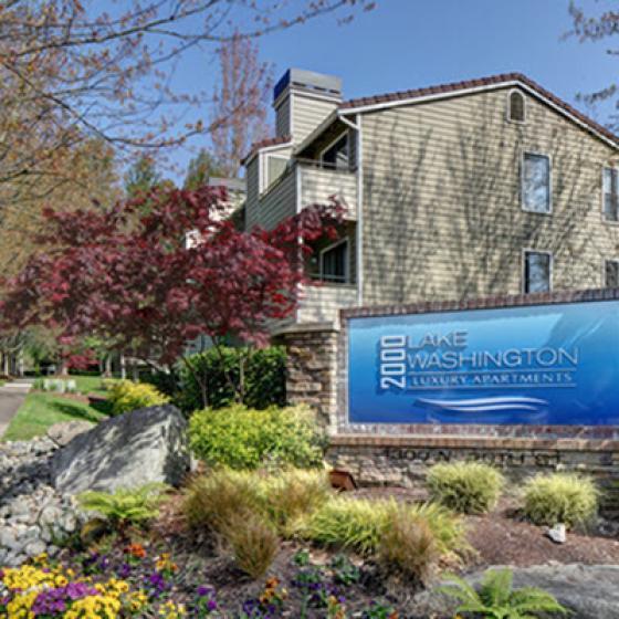 Apartments For Rent In Renton Washington | 2000 Lake Washington Apartments