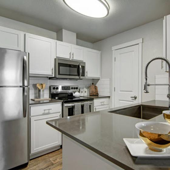 State-of-the-Art Kitchen | Apartments Tigard Oregon Area | Arbor Heights