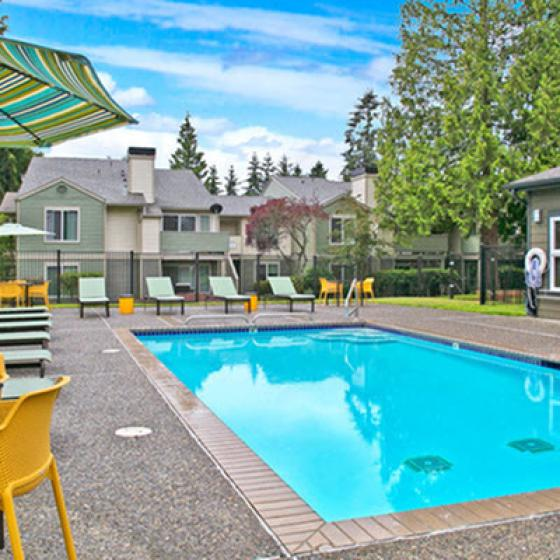 woodstone apartments pool