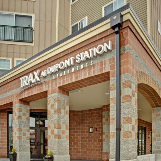 Dupont Washington Apartments | Trax at DuPont Station