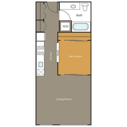 Apartments in Seattle | Ancho | Angeline Apartments