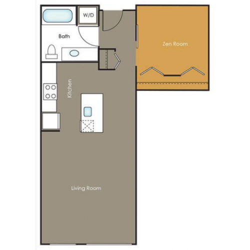 Apartments in Seattle | Oregano | Angeline Apartments