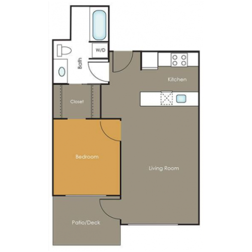 Apartments in Seattle | Cumin  | Angeline Apartments