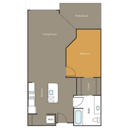 Apartments in Seattle | Tarragon | Angeline Apartments