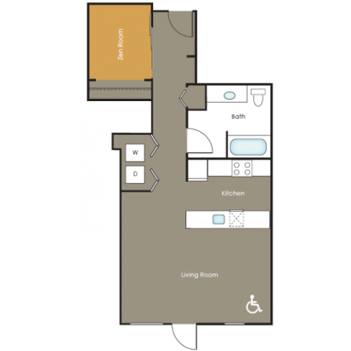 Apartments in Seattle | Mitmita | Angeline Apartments