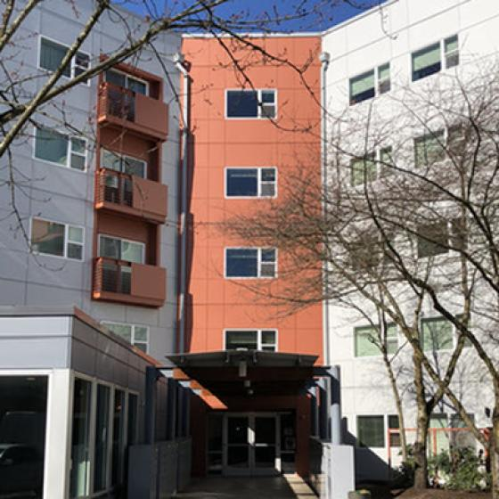 The Commons Apartments Exterior