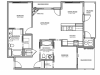 2 Bedroom Floor Plan | Apartments For Rent In Bend, OR | Seasons Apartments at Farmington Reserve