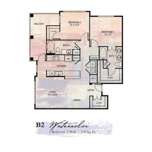 Apartments In Franklin Tn: 1 Bed / 1 Bath Apartment In Franklin TN