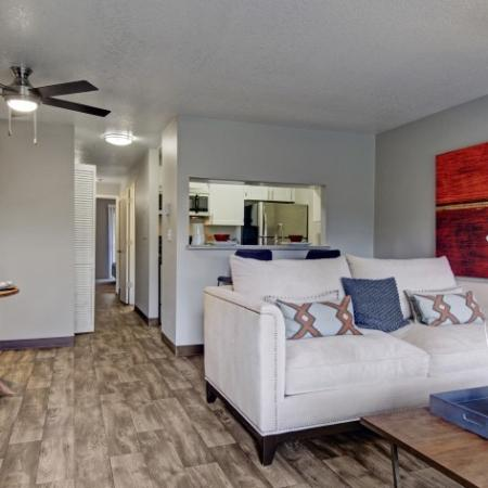 Spacious Living Room | Apartments In Beaverton Oregon | Arbor Creek