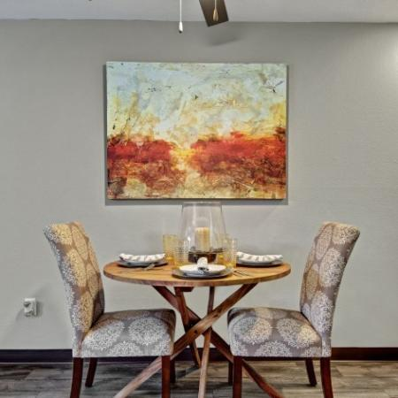 Luxurious Dining Room | Apartments For Rent In Beaverton | Arbor Creek