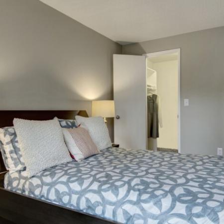 Spacious Bedroom | Apartment Rentals Beaverton Oregon | Arbor Creek