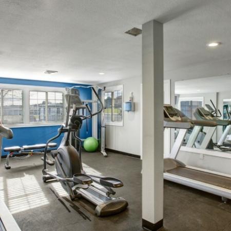 State-of-the-Art Fitness Center | Apartments Kennewick Washington | Heatherstone