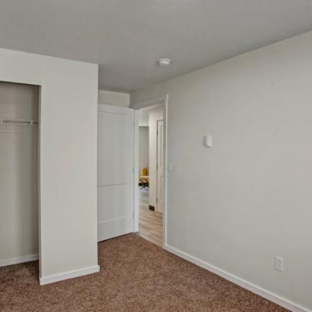 Closet Storage Space | Kennewick Washington Apartments | Heatherstone