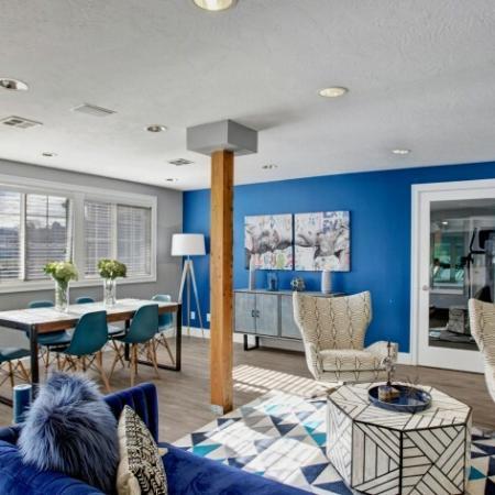 Elegant Resident Club House | Kennewick Washington Apartments | Heatherstone