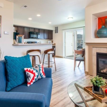 Spacious Living Room | Apartments For Rent In Pasco Wa | Navigator Villas