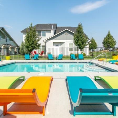 Resort Style Pool | Apartments For Rent In Pasco Wa | Navigator Villas