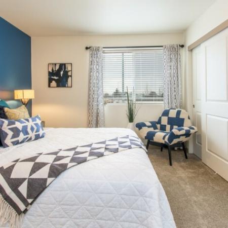 Spacious Bedroom | Pasco Wa Apartments | Navigator Villas