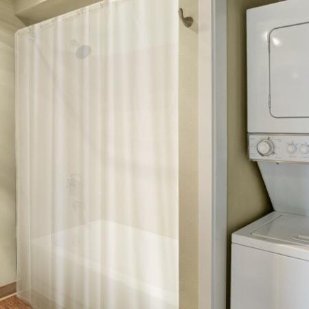 In-apartment Laundry  | Seattle Washington Apartments | Vantage Park