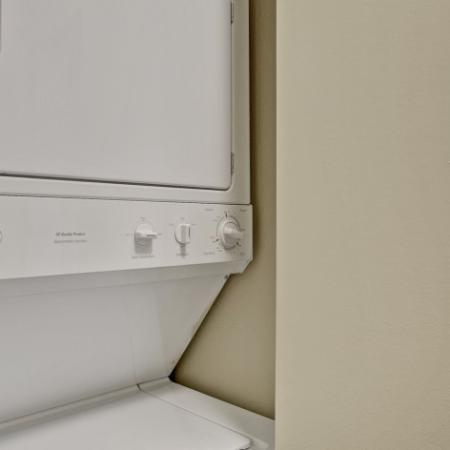 In-home Laundry  | Apartments In Seattle Washington | Vantage Park