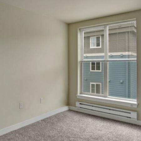 Spacious Bedroom | Apartments In Seattle Washington | Vantage Park