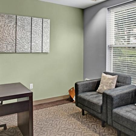 Interior Lobby | Apartments For Rent In Seattle | Vantage Park