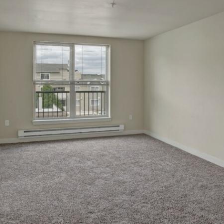 Spacious Living Area | Apartments In Seattle Washington | Vantage Park