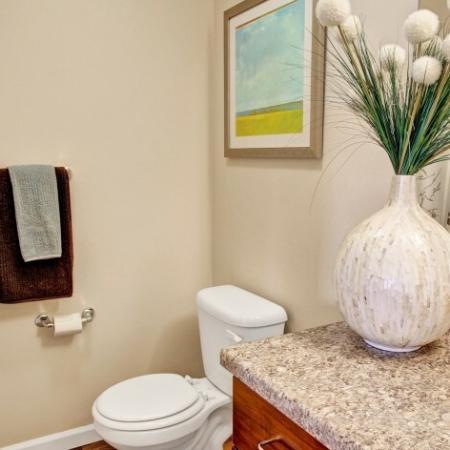 Spacious Bathroom | Dupont Wa Apartments For Rent | Trax at DuPont Station