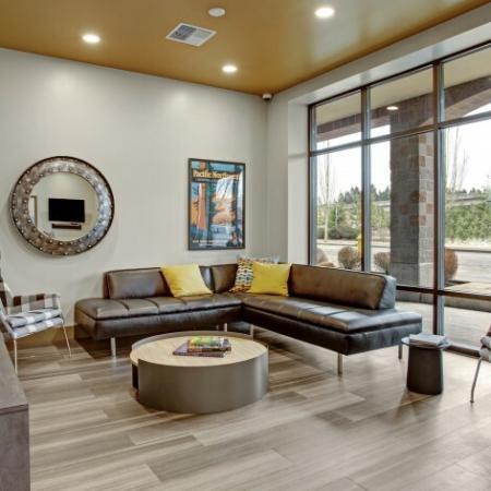 Ornate Club House | Dupont Washington Apartments | Trax at DuPont Station
