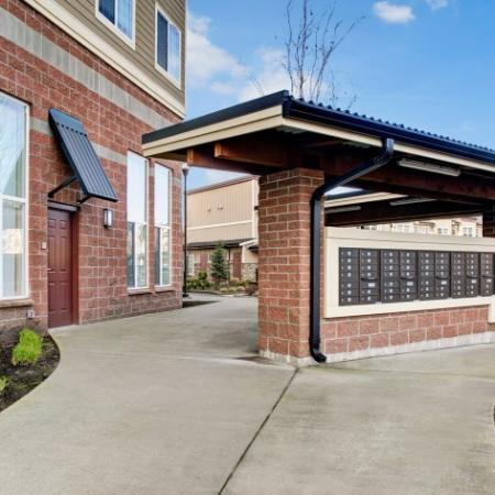 Resident Mail Delivery | Apartments For Rent In Dupont Washington | Trax at DuPont Station