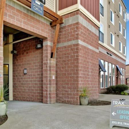 Dupont Washington Apartments | Trax at DuPont Station
