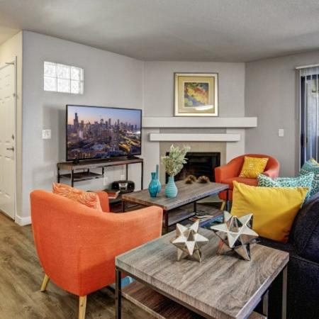 Open and Spacious Floor Plans