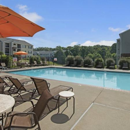 Sparkling Pool   Apartments Near Charlottesville VA   Mallside Forest