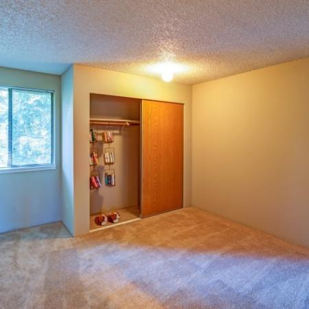 Open Bedroom | Apartments For Rent Kirkland Wa | The Emerson