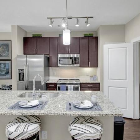 Elegant Kitchen | Luxury Apartments Franklin Tn | Artessa