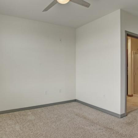 Classic Finish with Open Bedroom Layout and Walk-In Closet