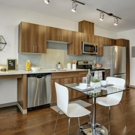 State-of-the-Art Kitchen  | Apartments For Rent In Seattle Washington | Pratt Park Apartments