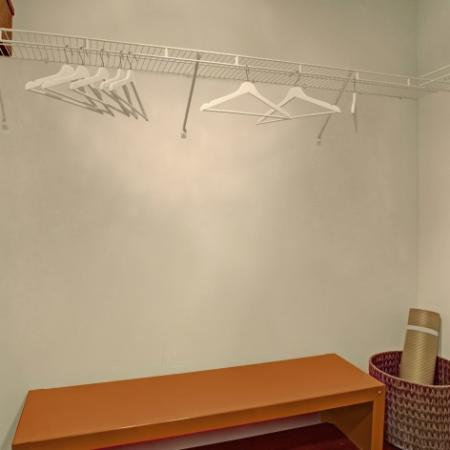 Renovated Finish with Spacious Closet and Storage Space